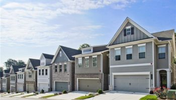 north Marietta townhomes