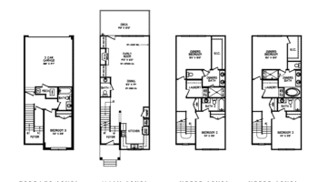 Exciting New Floorplan Now Pre-Selling in Downtown Woodstock!