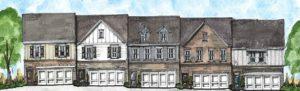 Edgemoore at Milford rendering