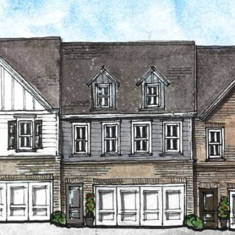 Edgemoore at Milford rendering