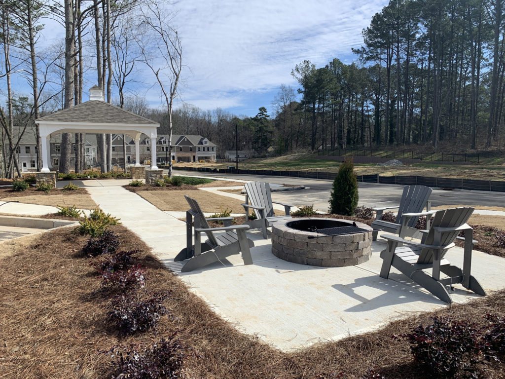 Parkside East amenities