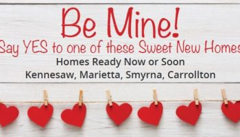 Say Yes to New Homes Ready Now
