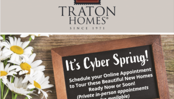 Traton Homes' Spring Arrivals