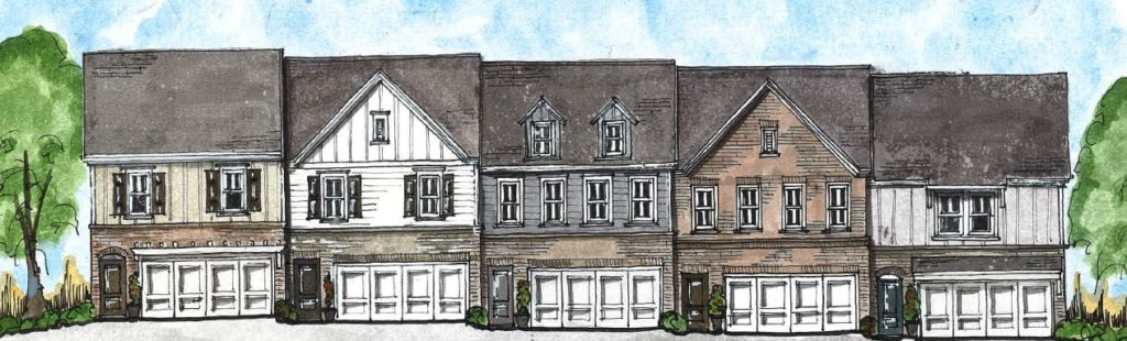 Edgemoore at Milford Rendering - Traton Homes' Smyrna New Home Communities