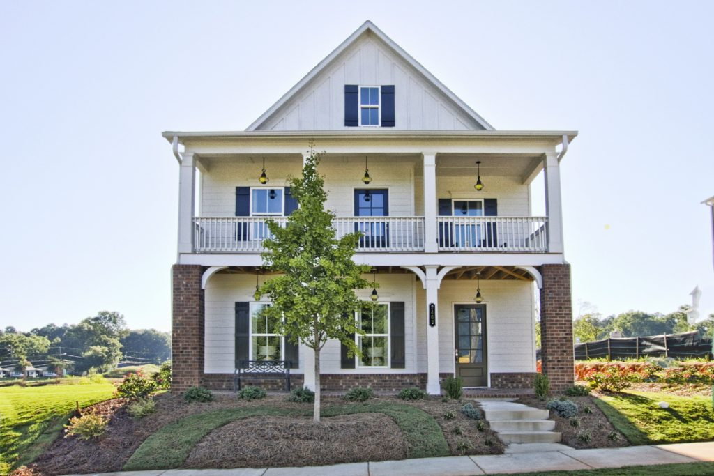 The Grove at Adams Pond Exterior - Traton Homes' Smyrna New Home Communities