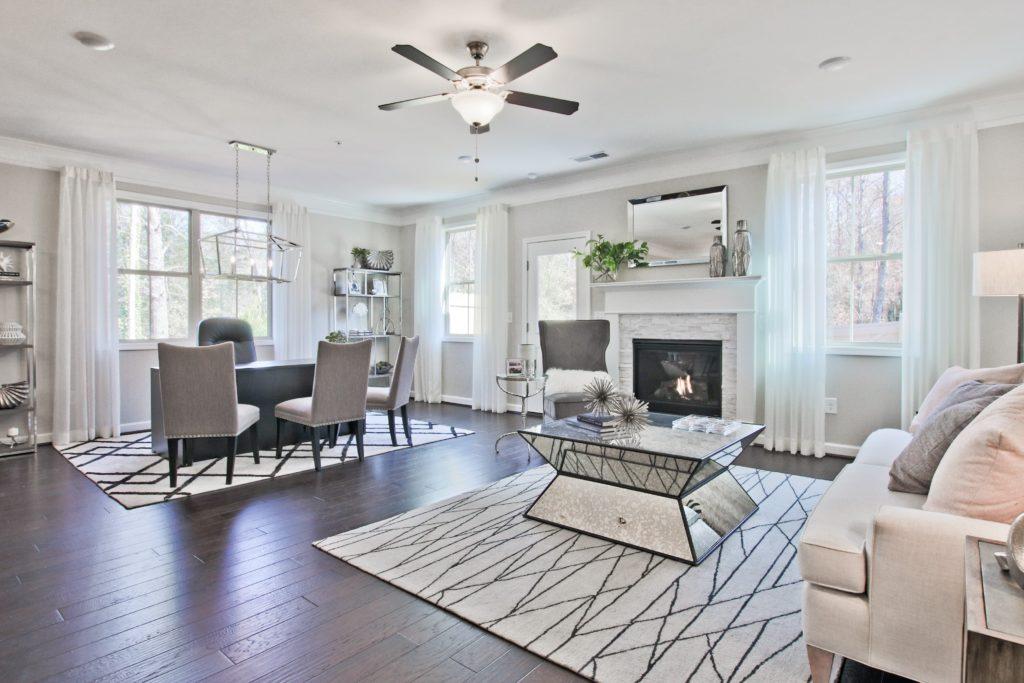 Parkside East Marietta new homes