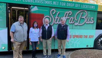 Cobb Christmas with the Postons