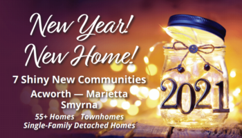 New Cobb County Home for the New Year