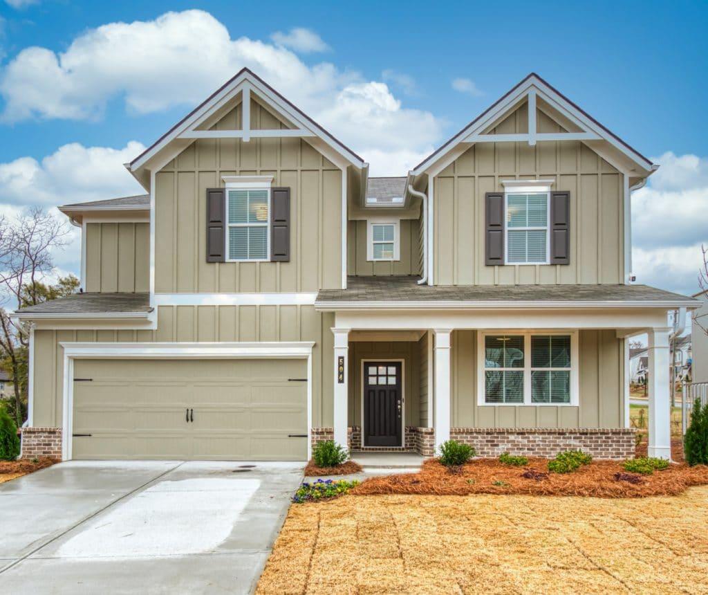 Fulmont Home Plan