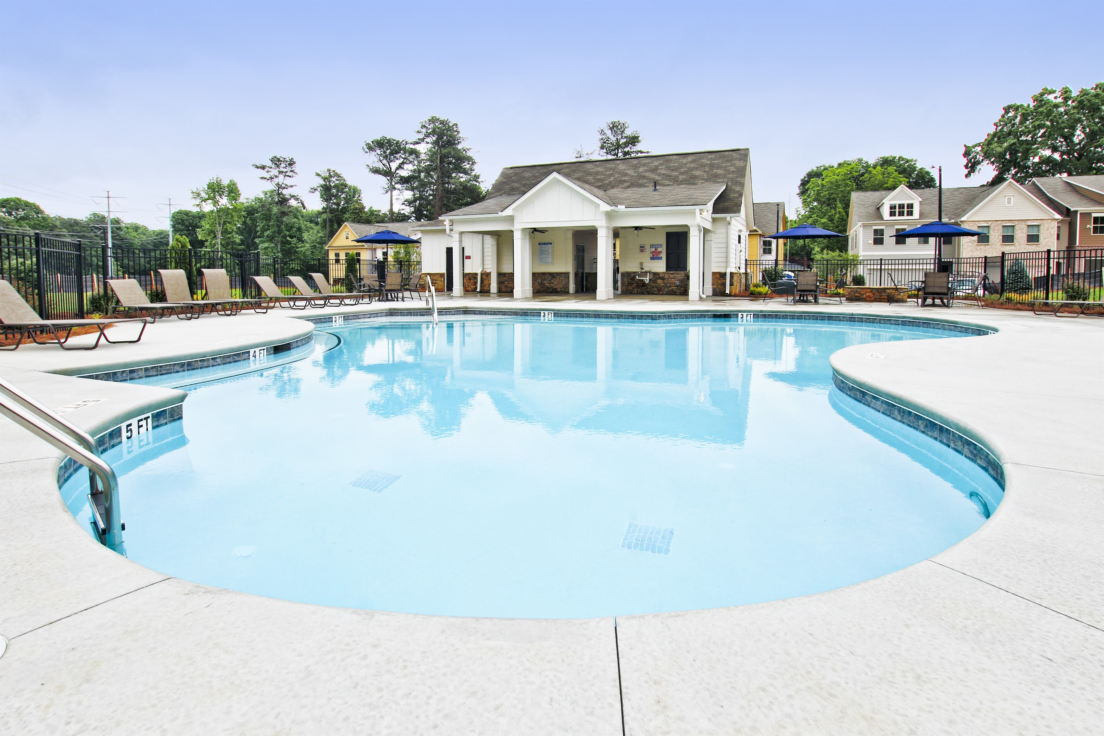 Edgemoore at Milford new home amenities