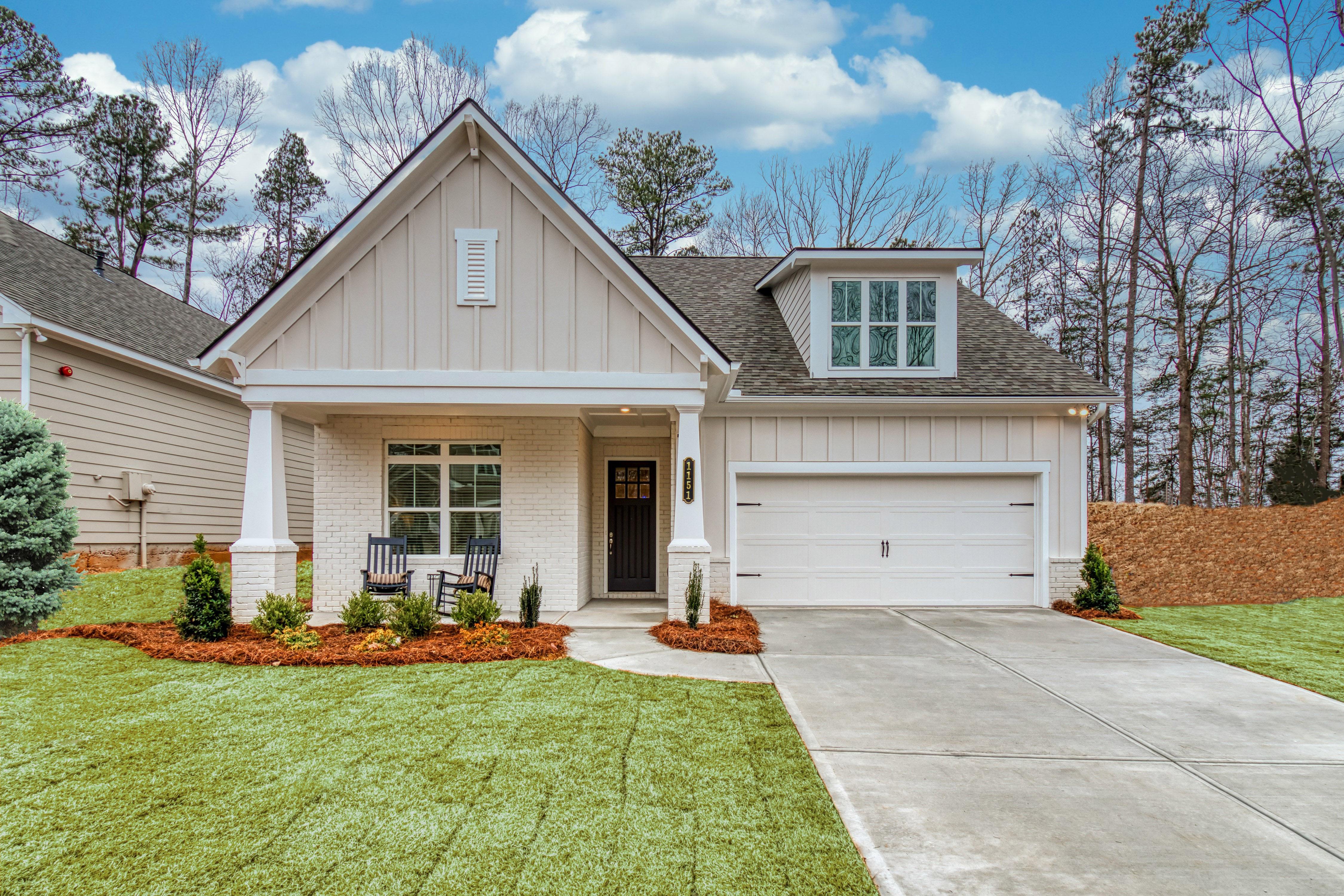 Kirk Ridge model home