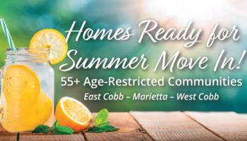 summer move-in active adult communities